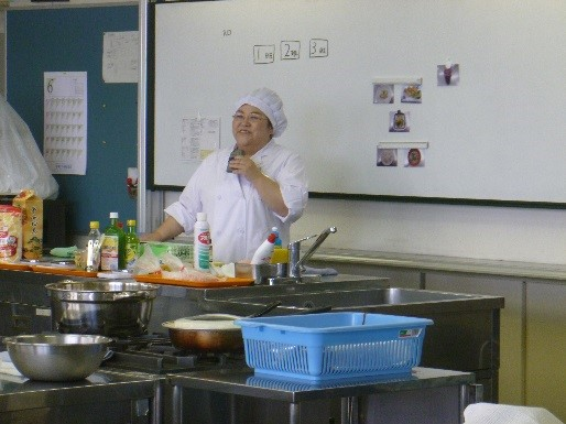 山田先生①